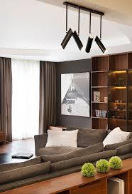 Led Lighting For Living Room Tapesiicom Led Track Lighting Living Room Collection Of