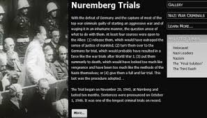 share this holocaust nuremberg trials 1945 1949