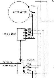 wiring a voltage regulator auto electrical wiring diagram \u2022 1955 Chevy Voltage Regulator Wiring Diagram i have a 1966 chevy pickup with a 1972 350 there is no wire going to rh justanswer com install a voltage regulator wiring a voltage regulator to an