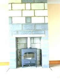 how to vent a gas fireplace without a chimney