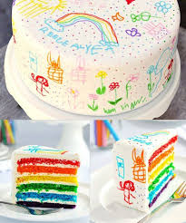 50 Amazing And Easy Kids Cakes Find A Birthday Cake Your Little
