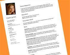 Resume Write Good Resume How To Write A Good Cv Template Good Cv resume  template