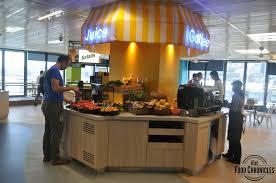 Google office cafeteria Snacks Google Sydney Office Cafeteria Ifat Food Chronicles Google Sydney Pyrmont Ifat Food Chronicles