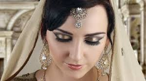 bronze smokey eye makeup tutorial indian asian stani bridal makeup tutorial
