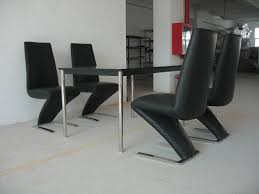 the various designs of modern dining chair silo contemporary grey leather dining chairs