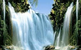 Tropical Waterfall HD Pics #6937498