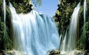 Tropical Waterfall HD Pics #6937498