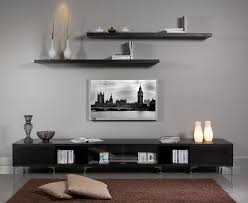 Modern Floating Shelving Units Ann Entertainment Centermodloft Happy Home Decor Pinterest 2