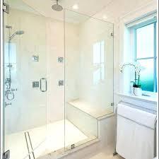 shower seat height bench tiled ideas code standard shower seat height