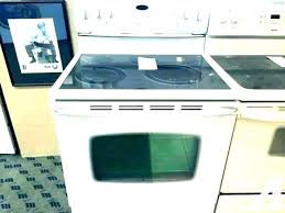 flat stove top with oven flat stove top safety cover iron grill for cleaning s flat flat stove top
