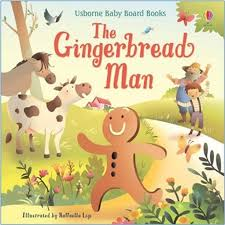 Gingerbread Man, Book by Lesley Sims (Hardcover) | www.chapters.indigo.ca