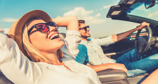 tour stylish office los. Happy Couple In Convertible 1000 Grand By Windsor Tour Stylish Office Los