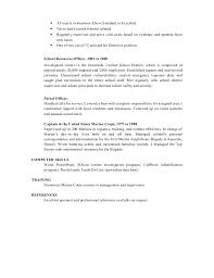 Criminal Investigator Resume Professional Resume Templates