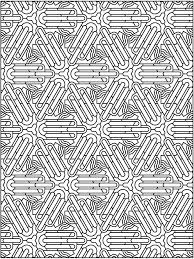 magnificent Awesome Tesselation Coloring Pages Print Free ...