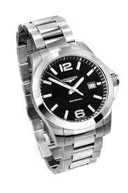 buy longines l3 659 4 58 6 conquest quartz mens watch £434 00 longines l3 659 4 58 6 conquest quartz mens watch