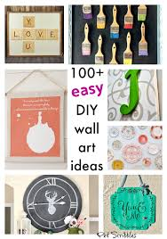 100 easy diy wall art projects you will love on 100 creative diy wall art ideas with 100 easy diy wall art projects you will love pet scribbles