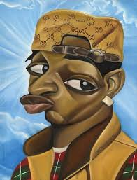 Surreal Paintings Alim Smiths Surreal Paintings Pay Homage To Black Icons And
