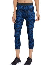 Champion Pants Size Chart Champion M5072p Womens Printed Everyday Capris
