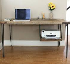 computer desk with printer shelf fresh get inspired by these celebrity homes interior design glass and