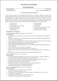 Auto Body Technician Resume Example