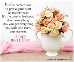 Beautiful Birthday Quotes Best Of It's The Perfect Time Birthday Quotes