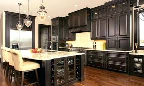 dark cabinets light countertops large size of kitchen dark cabinets white island with light granite beautiful