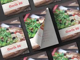 Cookbook Gift Template Free Psd Freebie Supply