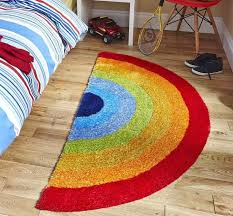 kids rainbow rug modern 16 best play area images on areas rugs and for 10