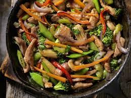 pork stir fry chinese recipes
