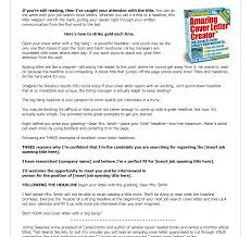 ... Jimmy Sweeney Resume Examples Templates How To Create Cover Letters  Marvelous 1600 ...