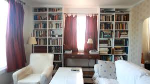 Living Room Bookcases Built In How To Build A Built In Bookshelf