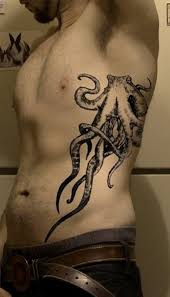 Körperseite Designs 104 Rippen Tattoos