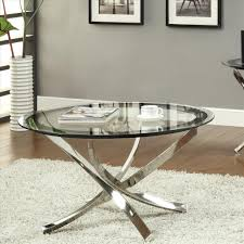 furniture latest round glass coffee table with metal base design ideas full hd wallpaper photographs