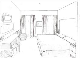 Cool cartoon background youtube how easy bedroom drawing to draw cool easy cartoon room background