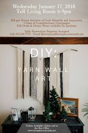 Diy office art Scrapbook Paper Diy Wall Art Jan 172jpg Terrapin Crossroads Diy Yarn Wall Art Night Terrapin Crossroads