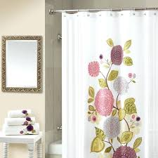 extra long white shower curtain beautiful white extra long shower curtain liner with fl pattern and