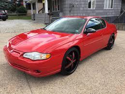 2004 Chevrolet Monte Carlo SS Sittin on 22