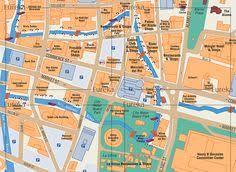 subaru advertising map of western us � eureka cartography San Antonio Hotels On Riverwalk Map san antonio riverwalk visitor map �eureka cartography, berkeley, ca map of hotels on riverwalk san antonio