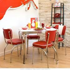 retro dining room sets dinette set square table with 4 chairs retro dining room set for