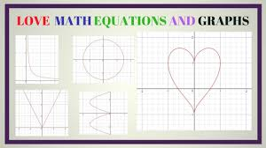 funny math graphs math love equation cool math and tricks