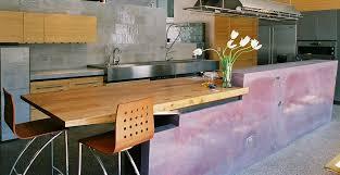 valley concrete bathroom ketchum ftc: concrete kitchen island and wall concrete exchange