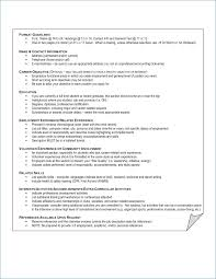 12 13 Long Term Employment Resume Examples