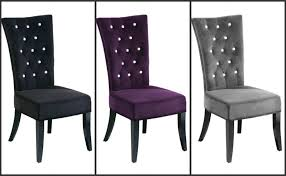 skillful design high back dining chairs fancy inspiration ideas chair stunning set of 2 radiance cushioned