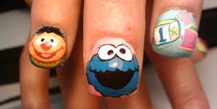 Resultado de imagem para bubble nails