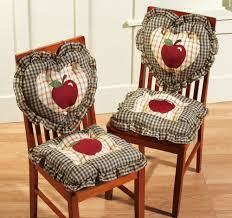 Chair Wonderful Kitchen Back Cushions Ouneed Happy Home Amazing