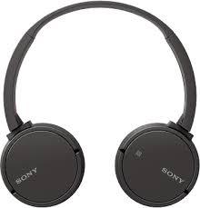 sony in ear headphones. sony zx220 black bluetooth on-ear headphones in ear