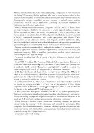 Medical School Research Resume Sidemcicek Com
