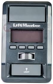 sears craftsman 41a7563 assurelink compatible garage door opener smart control panel