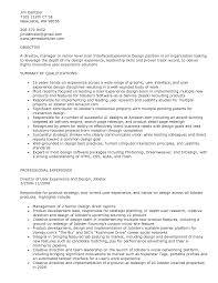 Ux Designer Resume Template Vinodomia