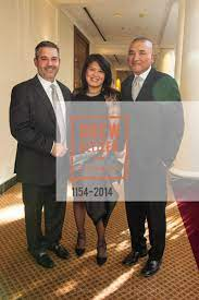 Howard Joyce with Jennifer Cabalquinto and Louie Lai